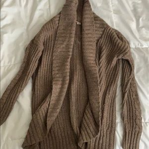 Target Mossimo knit cardigan